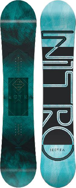 Nitro Lectra Blem Snowboard