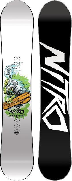 Nitro Mini Pro Marcus Kleveland Blem Snowboard