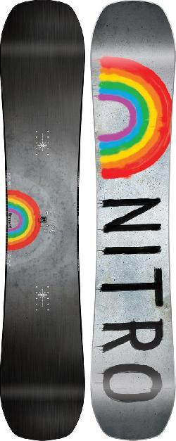 Nitro Optisym Snowboard
