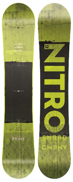 Nitro Prime Toxic Blem Snowboard