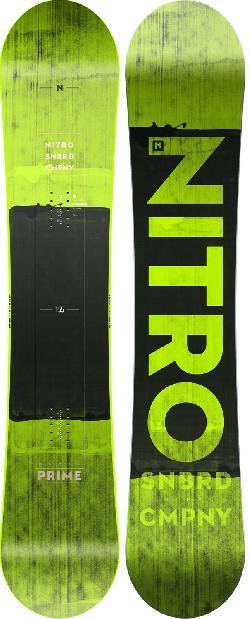 Nitro Prime Toxic Snowboard