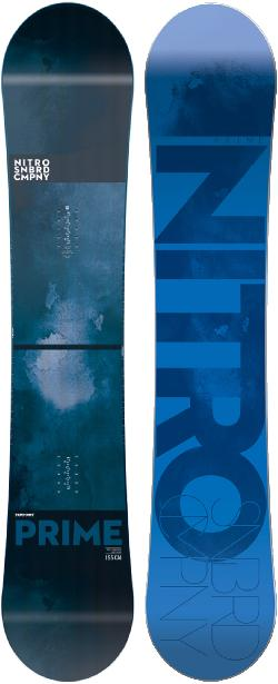 Nitro Prime Blue Blem Snowboard