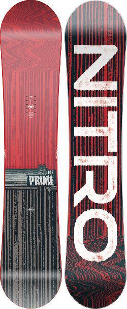 Nitro Prime Distort Wide Snowboard