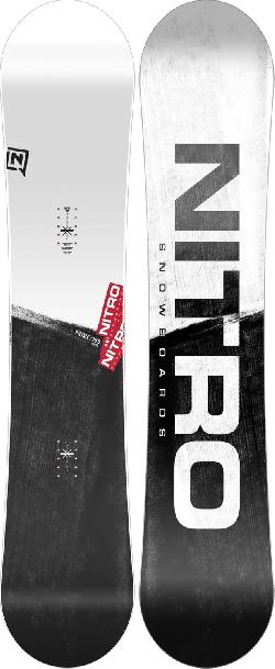 Nitro Prime Raw Wide Snowboard