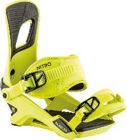 Nitro Rambler Snowboard Bindings