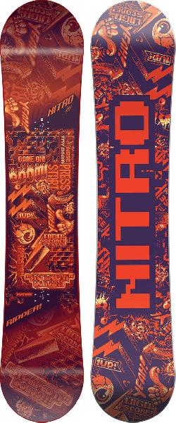 Nitro Ripper Youth Blem Snowboard