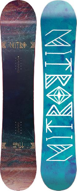 Nitro Spell Blem Snowboard