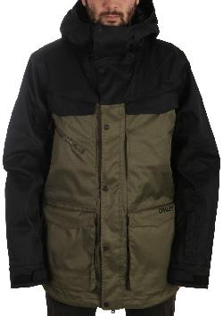 Oakley Timber 15K BioZone Shell Snowboard Jacket