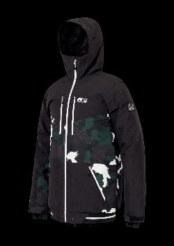 Picture Panel Snowboard Jacket