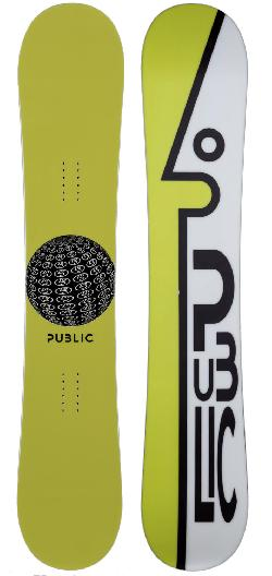Public General Public Snowboard