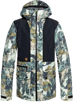 Quiksilver Black Alder 2L Gore-Tex Snowboard Jacket