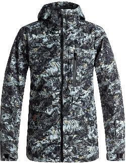 Quiksilver Black Alder PR 2L Gore-Tex Snowboard Jacket