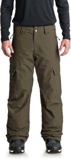 Quiksilver Porter Insulated Snowboard Pants