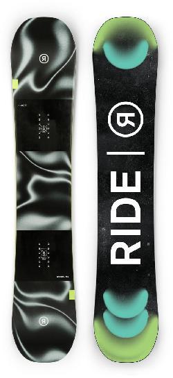 Ride Agenda Wide Snowboard