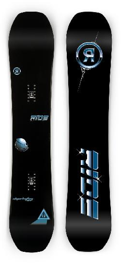 Ride Algorhythm Snowboard