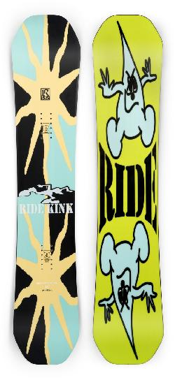 Ride Kink Wide Snowboard