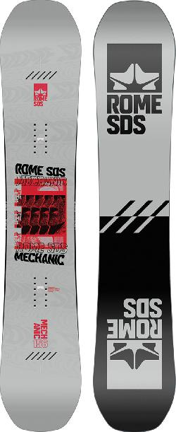 Rome Mechanic Wide Snowboard