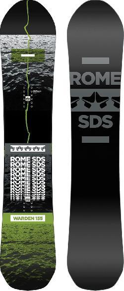 Rome Warden Wide Snowboard