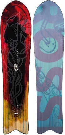 Rossignol Sushi LF Wide Snowboard
