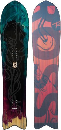 Rossignol XV Sushi LF Light Snowboard