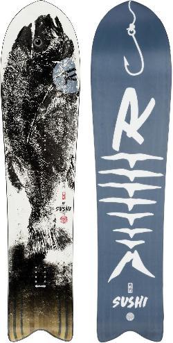 Rossignol XV Sushi LF White Label Snowboard