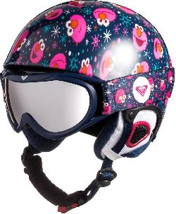 Roxy Misty Pack w/ Goggles Snow Helmet