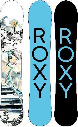 Roxy Banana Smoothie Snowboard