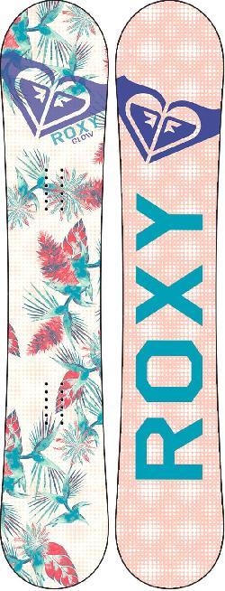 Roxy Glow Snowboard