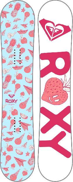 Roxy Inspire Banana Snowboard