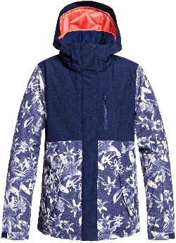 Roxy Jetty Block Snowboard Jacket