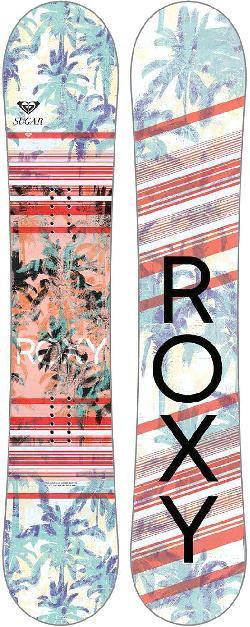 Roxy Sugar Banana Blem Snowboard