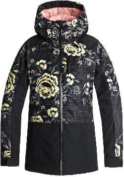 Roxy Torah Bright Snowflake Snowboard Jacket