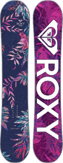 Roxy XOXO Banana Blem Snowboard