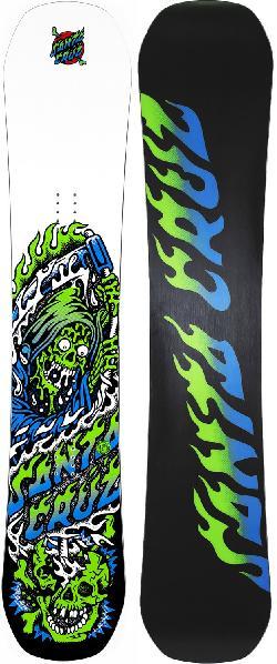 Santa Cruz Death Party Snowboard