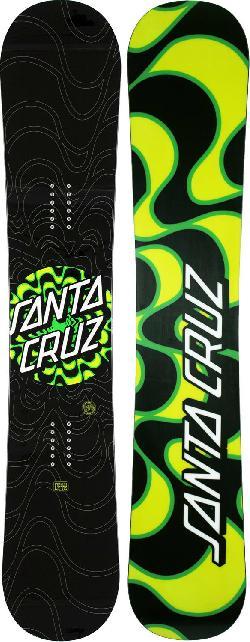 Santa Cruz Kaleido Dot Snowboard