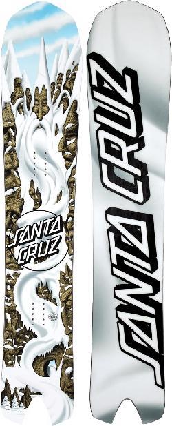 Santa Cruz Wizard Snowboard