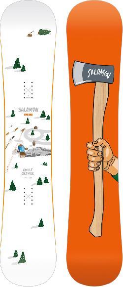 Salomon 6 Piece Snowboard