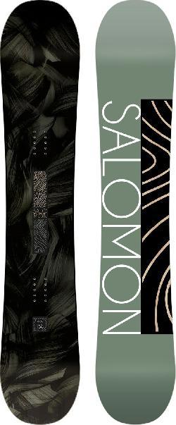 Salomon Pulse LTD Wide Snowboard