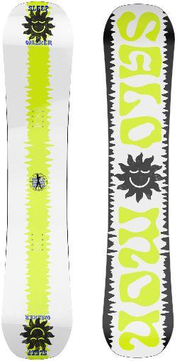Salomon Sleepwalker Grom Wide Snowboard