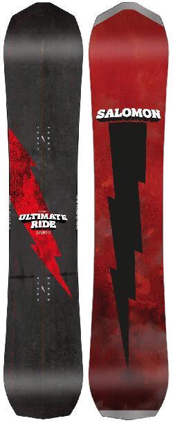 Salomon The Ultimate Ride Snowboard