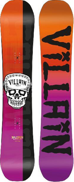 Salomon The Villain Classicks Snowboard