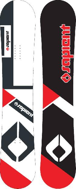 Sapient Team Wide Snowboard