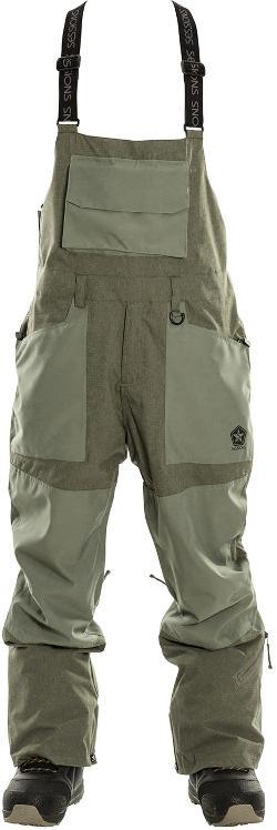 Sessions Bleach Bib Snowboard Pants