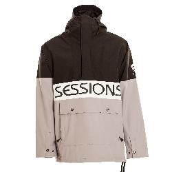 Sessions Chaos Pullover Anorak Snowboard Jacket