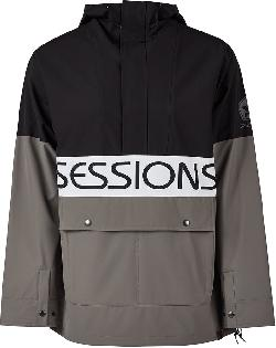Sessions Chaos Pullover Snowboard Jacket