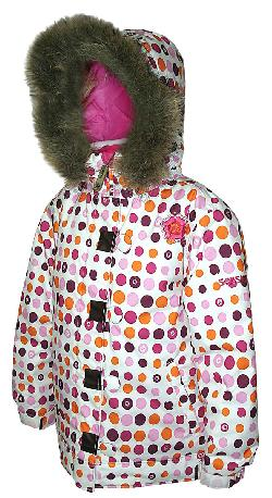 Sessions Sweetie Snowboard Jacket