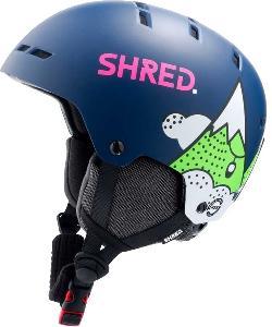 Shred Totality No-Shock Snow Helmet