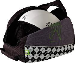Shred Bucket Holder Helmet Bag