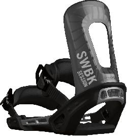 Switchback Session Snowboard Bindings